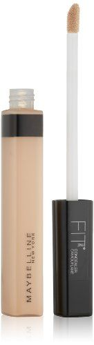 cool Maybelline New York Fit Me! Concealer, 10 Light, 0.23 Fluid Ounce