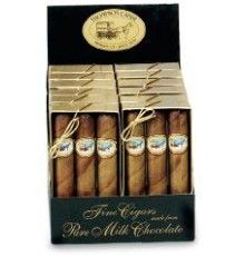 Thompson (6)  Milk Chocolate Cigars 3 pack #3164