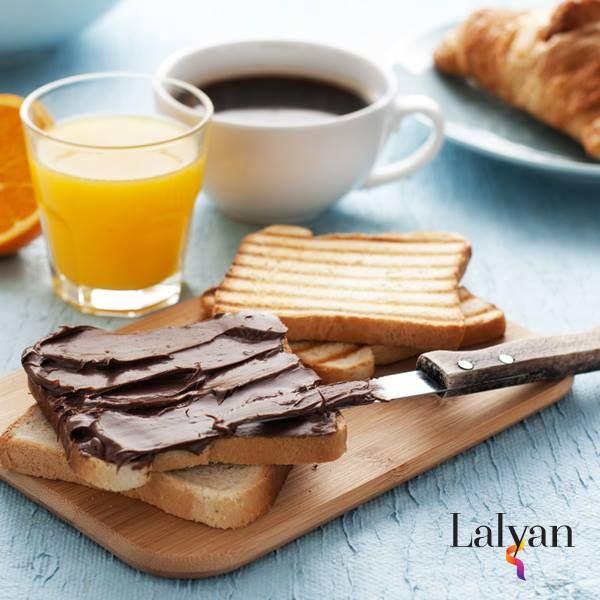 Güzel bir güne tatlı bir kahvaltıyla başlangıç yapın!