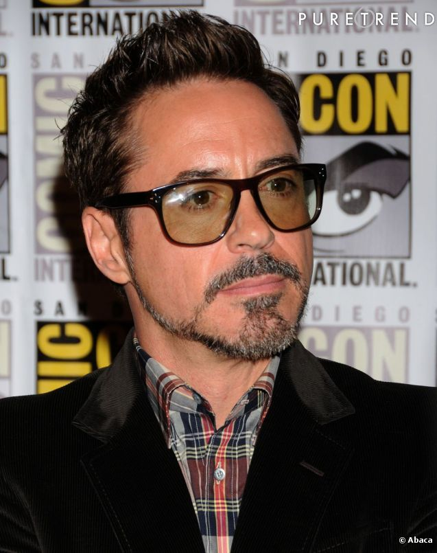 taille barbe iron man