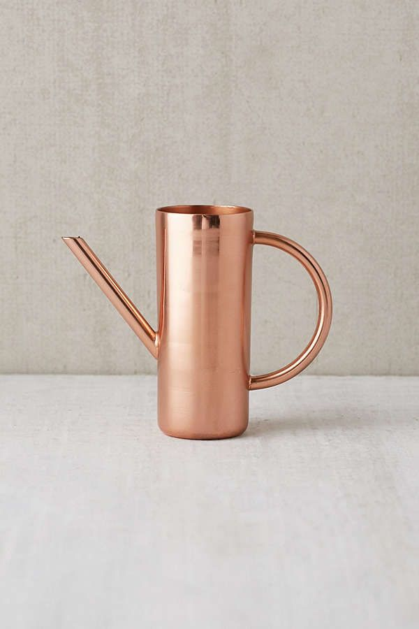 Roxy Rose Gold Mini Watering Can; Urban Outfitters