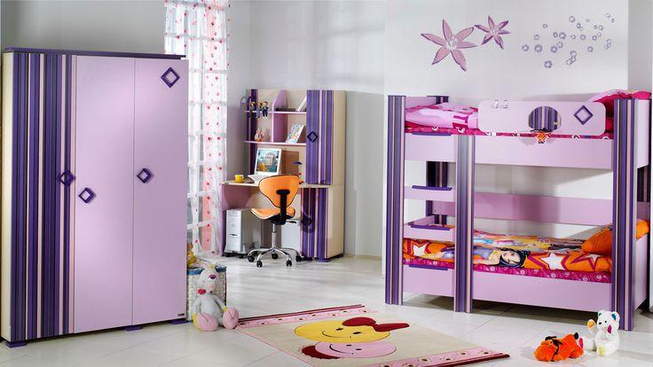 Genç odası ranza modelleri