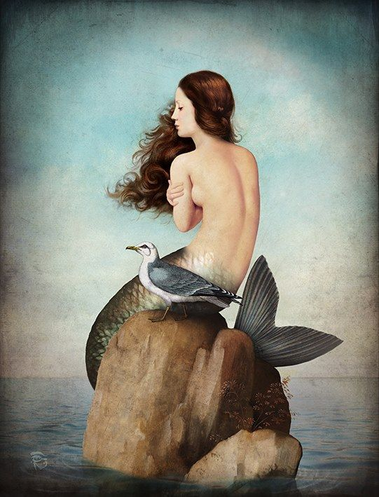 """the soul is full of longing"" by Christian Schloe"