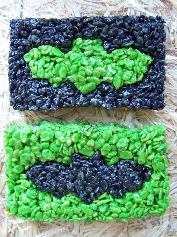 Best 25+ Halloween rice crispy treats ideas on Pinterest ...
