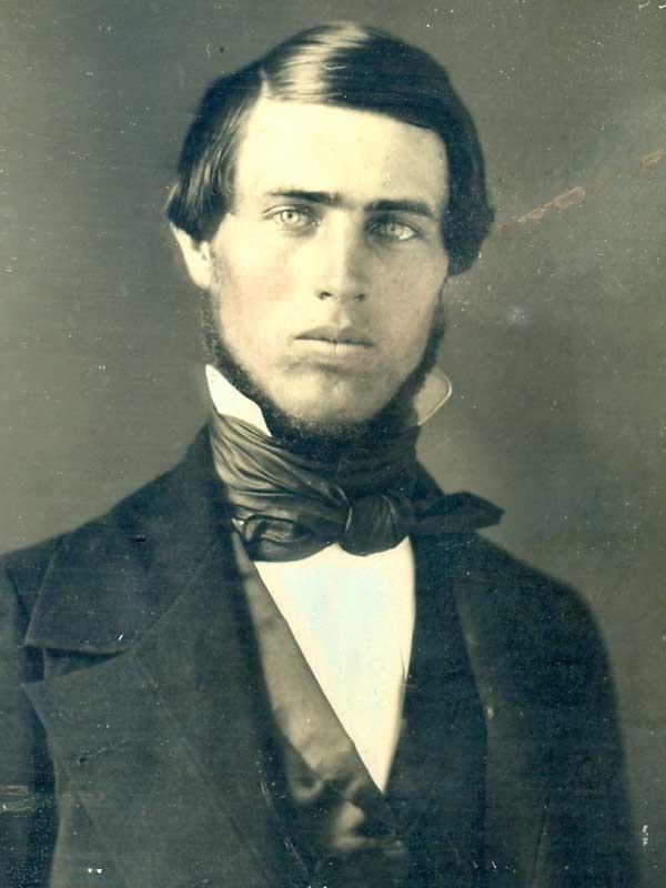 Sixth Plate Daguerreotype Full Case Handsome Gentleman 1840s | eBay