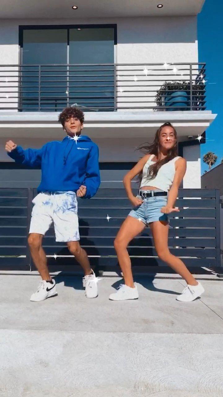 Nick On Instagram Bringing The Best Vibes To Reels Gianinasjourney Boy And Girl Best Friends Dance Moms Season 8 Nick