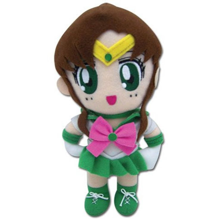 The Sailor Moon franchise is one of the most recognized anime TV series of all time. It collected a huge following in the United States and Japan. The plush series of figures is great for fans of the