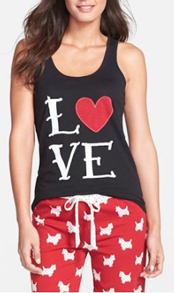 Valentine's Day PJs