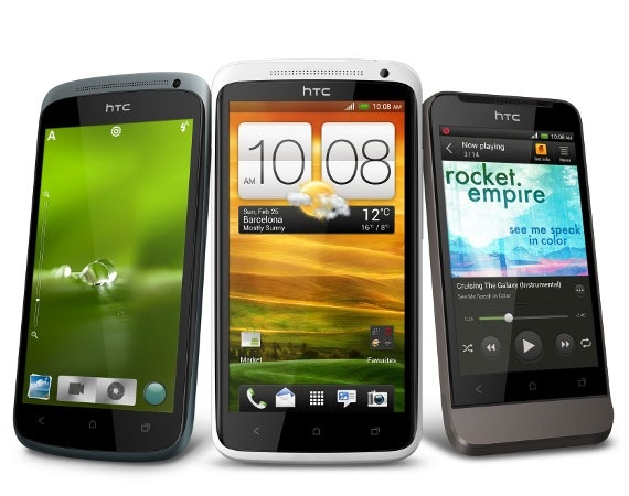Top 10 Android Phones in the market