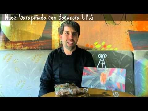 """Grabación para """"Desafío Emprendedor Fundación Ganfer y Angel Ventures de México"""", vamos por el capital semilla para crecer con nuestra """"Nuez Garapiñada con Bacanora por CMS""""!!! buena vibra!!! (al final le añadí redes sociales) #chefcms #cmsgourmet #desafiío #emprendedor #Ganfer #capitalsemilla http://youtu.be/StLUSknvROk"""