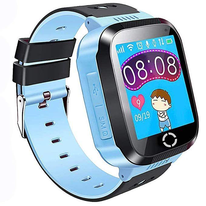 Themoemoe Kids Gps Smartwatch Phone 1 44 Touch Screen Smart