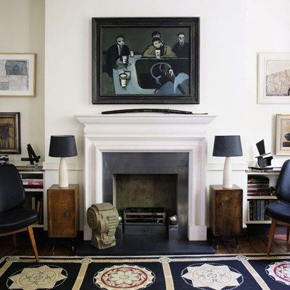 Discover the latest art news on HOUSE - design, food and travel by House & Garden. Ahead of a sale at Sotheby's a prolific collector of modern British art shows us round his home.