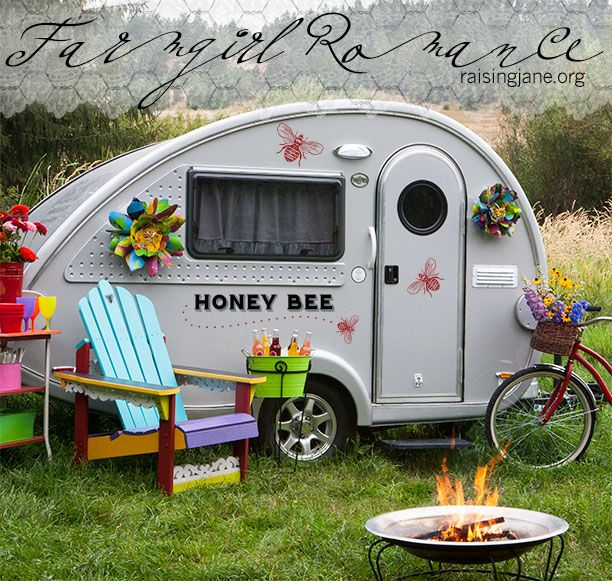 Just totally me!!!  Love this and love the way it's set up!  Would buy it all and stay in it all summer in Head Harbor on my property!