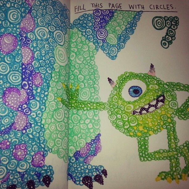 Wreck this journal :)