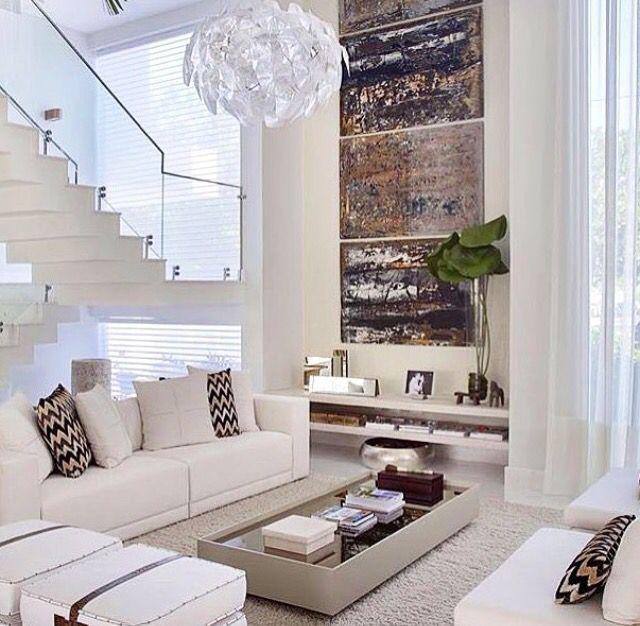 Nice Luxury Home Interiors, Living Room, Decoration, Interior Design.