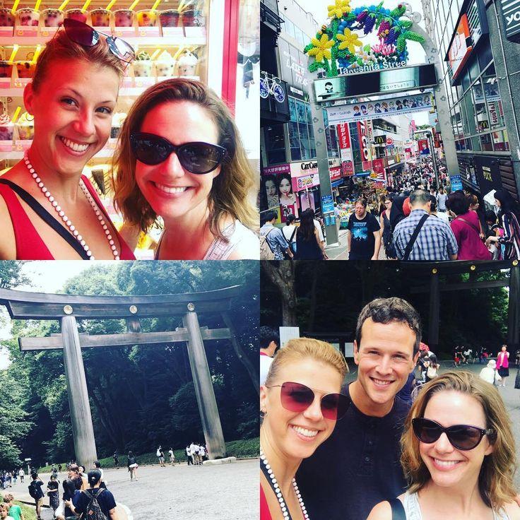Jodie Sweetin, Scott Weinger & Andrea Barber - Japan