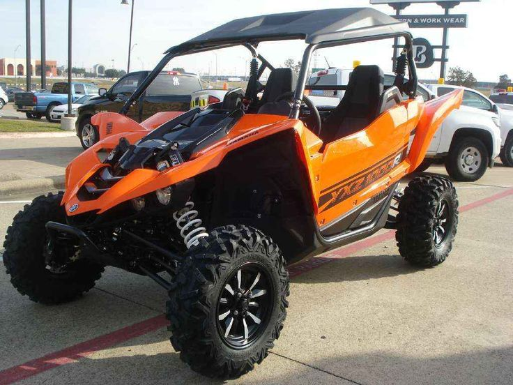 New 2016 Yamaha YXZ1000R Blaze Orange / Black ATVs For Sale in Texas. 2016 Yamaha YXZ1000R Blaze Orange / Black, ITS HERE!!! 2016 Yamaha YXZ1000R!! TRUE 5 speed with a FOOT CLUTCH!! Smoke your buddies RZR. WE FINANCE ALL CREDIT!! - THE WORLD'S FIRST PURE SPORT SIDE BY SIDE The all-new YXZ1000R. A sport 3-clyinder engine and class-defining 5-speed sequential shift transmission. Welcome to the ultimate pure sport SxS experience. Available from December 2015 Arlington Motorsports is a located…