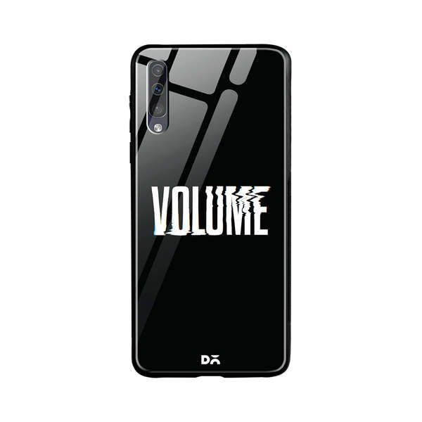 Max Volume Glass Case Cover For Samsung Galaxy A70 | Samsung