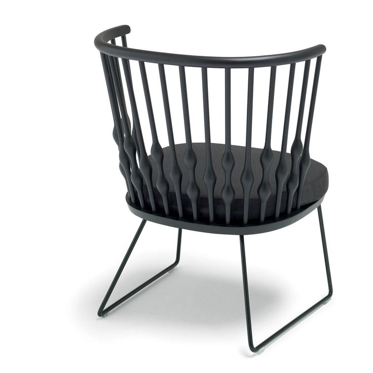 The Nub is an attractive and unique collection of chairs, armchairs and lounge chairs and benches with solid beech frame and numerous finish options.