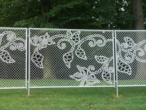Our Demakersvan Lace Fence was featured on The Atlantic Cities blog last week.  #the atlantic #lace #lace fence #demakersvanFence Demakersvan, Lace Fence, Dreams, Demakersvan Lace, Art, Atlantic Lace, Beautiful Fence, Center Lace, Quaker Lace