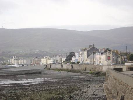 Low tide at Warrenpoint County Down Northern Ireland. I spent the first 6 years of my life in a house just out of view on the right of this photograph. Beautiful views over Carlingford Lough which had two tides daily. R McN