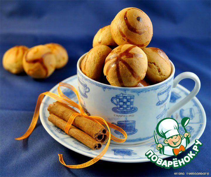Медовые пряники с начинкой - кулинарный рецепт