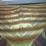 Fjärilssjal  Butterfly shawl