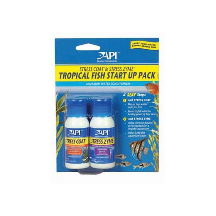 Tropical Fish Care Pack
