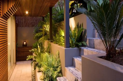 4 essential ingredients for creating the ultimate exotic garden escape, from integrating pathways to achieving the feng shui balance.