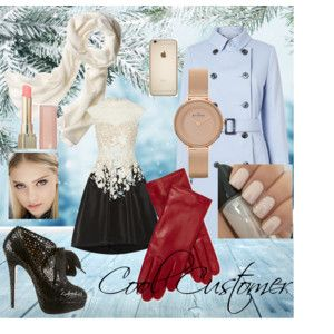 """Cool Customer"" by mandyjanem on Polyvore"