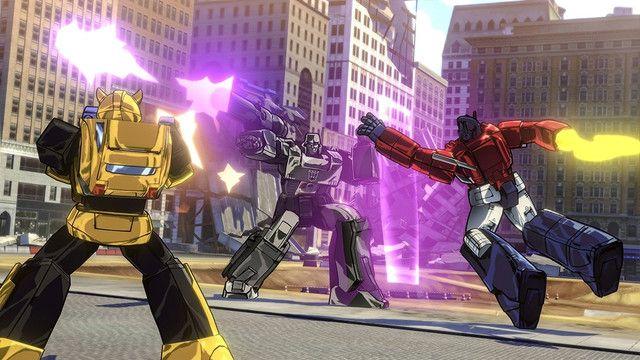 """Crunchyroll - """"Transformers: Devastation"""" Game Lists Platinum Games as Developer"""