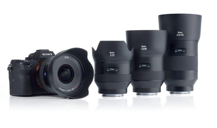 Ufficializzato il nuovo ZEISS Batis 135mm f/2.8, un'ottica di grande qualità studiata per fotocamere Sony con attacco E-mount.