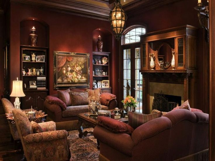 22 Cozy Country Living Room Designs Victorian Living