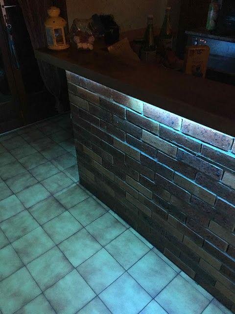 #Test d'un ruban LED RGB WIFI