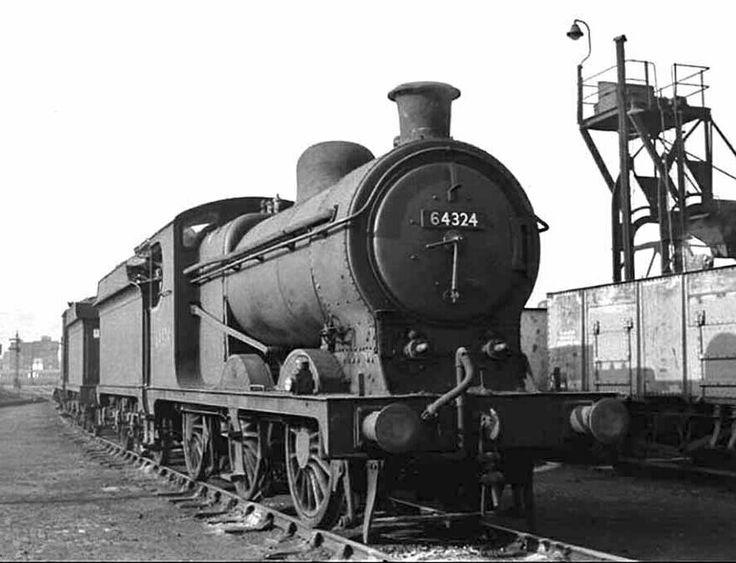 BR (LNER) J11 class  0-6-0