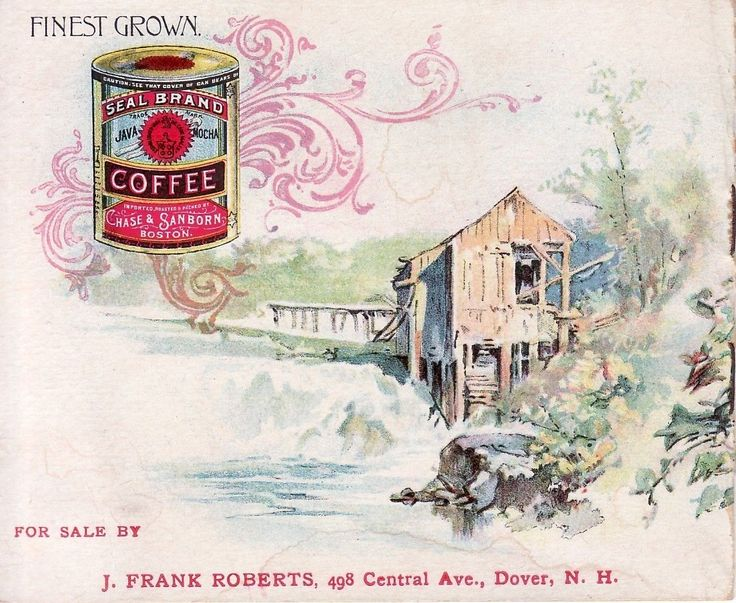 1897 Chase Sanborn Seal Coffee Advertising Early Drawing Coloring Book Unused   eBay