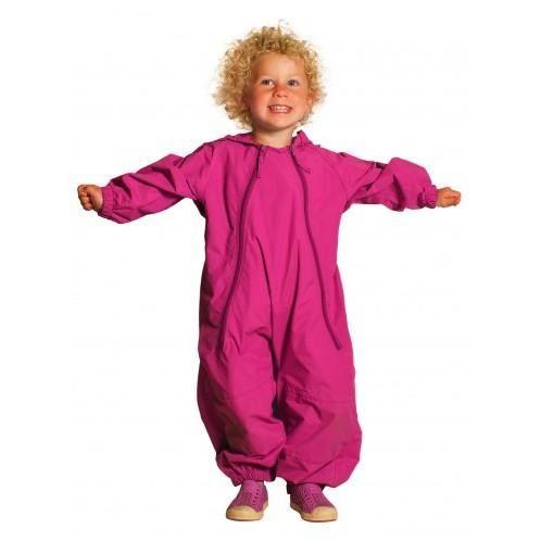 Splashy 1pc Rainsuit - Hot Pink