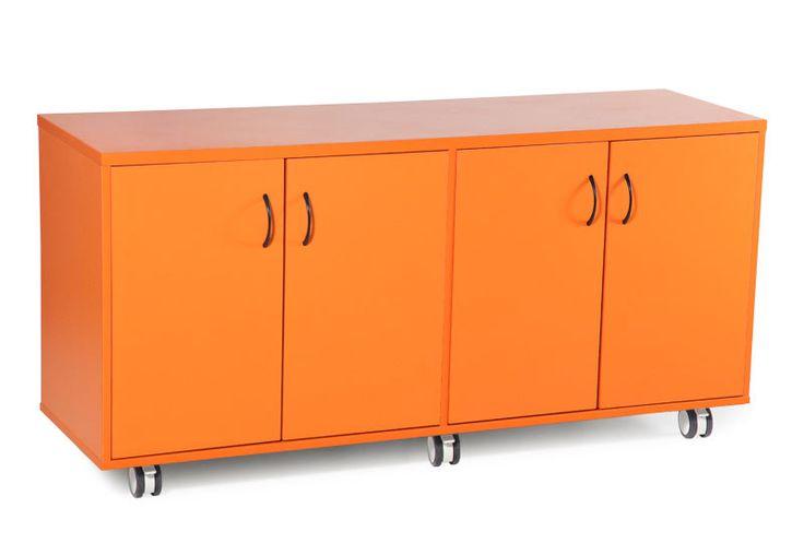 Jupiter Double Sided Bookcase