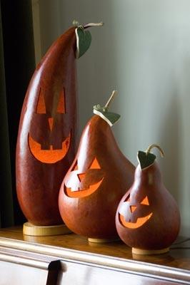 """""""Pumpkin"""" gourd"""