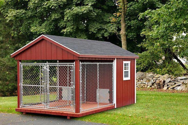 Dog Kennel Hacks Dogkennelhacks Dog Houses Insulated Dog Kennels Dog Kennels For Sale