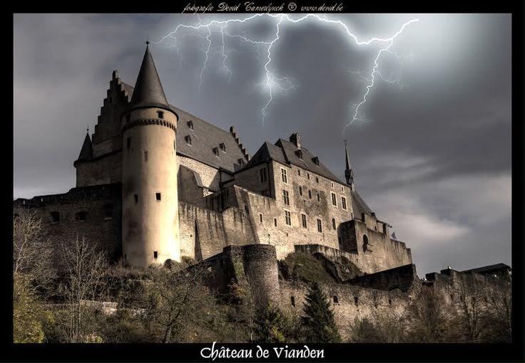 vianden kasteel - Google zoeken