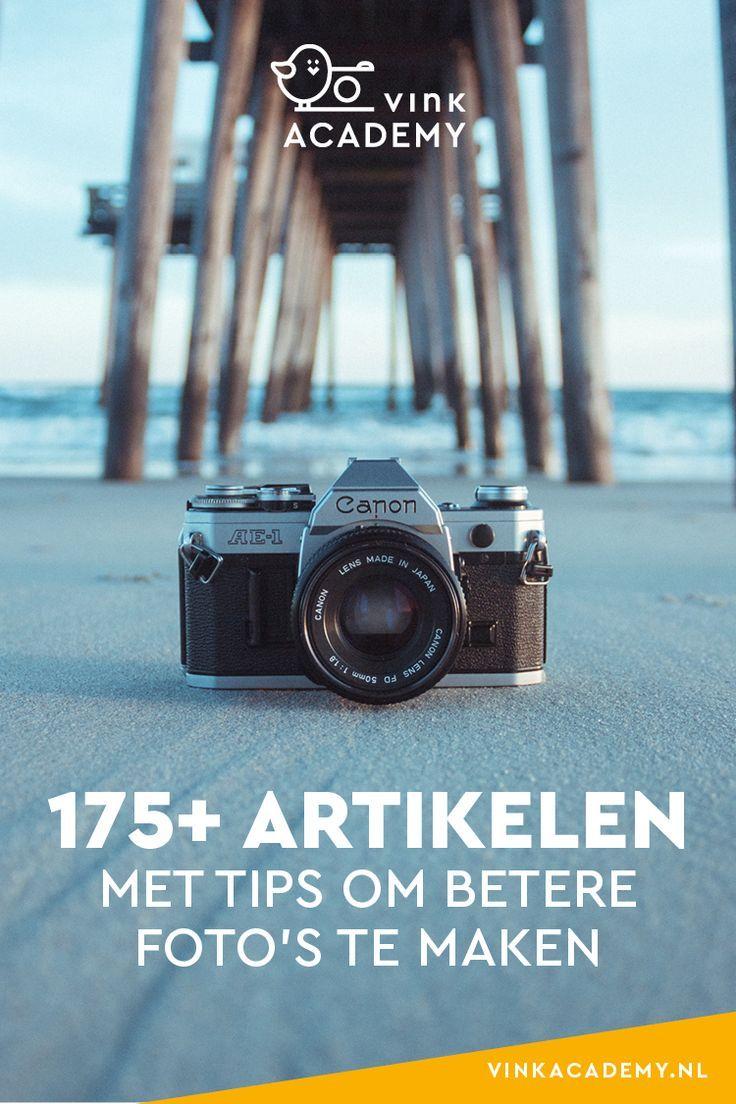 Meer dan 175 artikelen met fotografie tips om mooiere foto's te leren maken. Alle tutorials en tips en tricks zijn geschreven in het Nederlands. Voor iedereen die op zoek is naar fotografie tips voor beginners, of je nu met Nikon of Canon of een ander mer