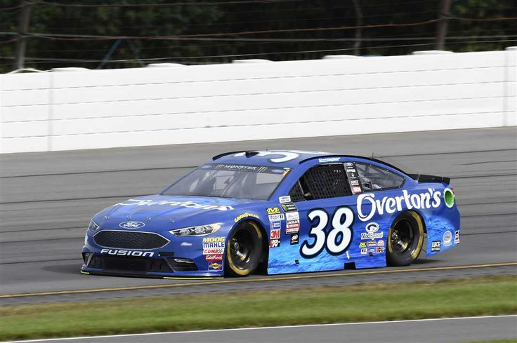 Starting Lineup for Overton's 400 Sunday, July 30, 2017 David Ragan will start 33rd in the No. 38 Front Row Motorsports Ford Crew chief: Derrick Finley Spotter: Rocky Ryan Photo Credit: John K Harrelson NKP Photo: 33 / 38