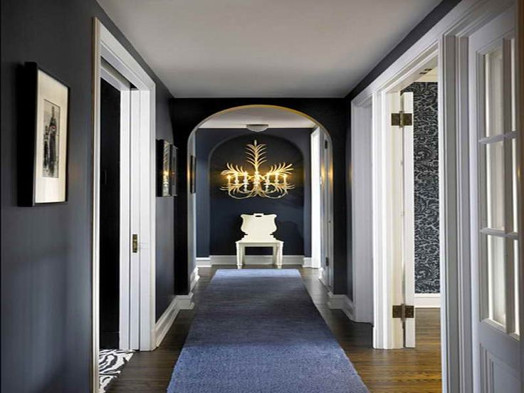 paint colors for small hallways - Google Search