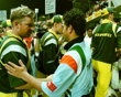 THE DESERT STORM  Sharjah, April 1998: Unburdened of his captaincy, Tendulkar's stars were on the rise againThe shots to watch: during the 143, he walked down to Steve Waugh and tapped him down the ground gently.