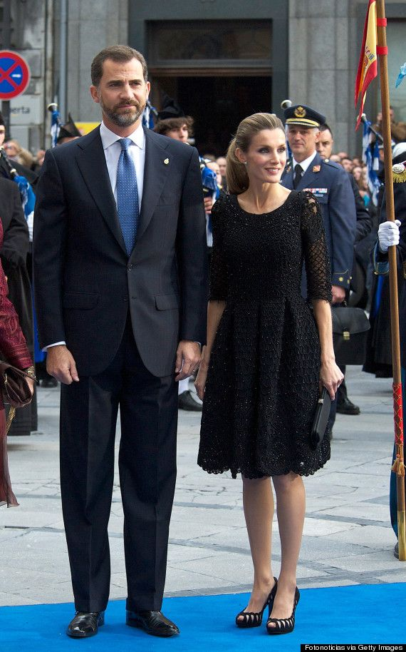 Spain S New Queen Could Be Your Next Fashion Icon Editor