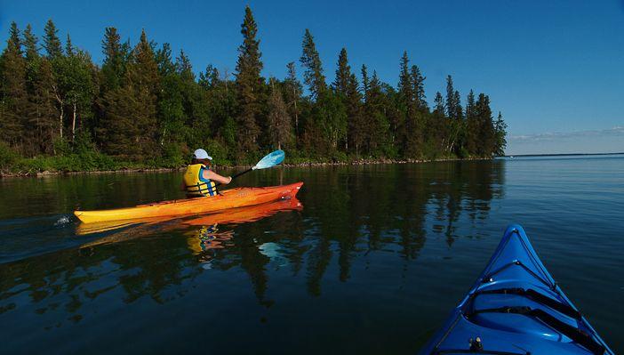 Riding Mountain National Park, Manitoba, Canada. Photo courtesy Parks Canada. #exploremb