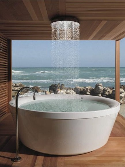25 Best Bathtubs Images On Pinterest Bathroom Bathroom
