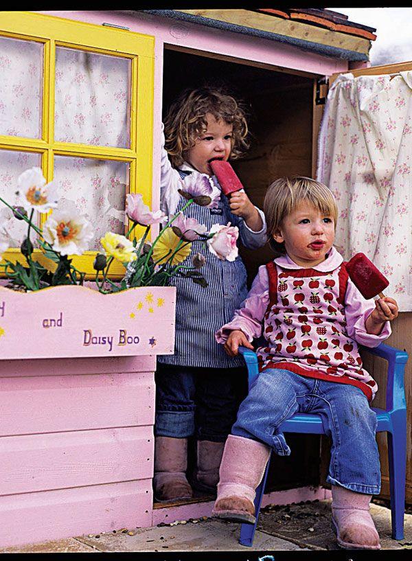 strawberry ice lollies | Jamie Oliver | Food | Jamie Oliver (UK)