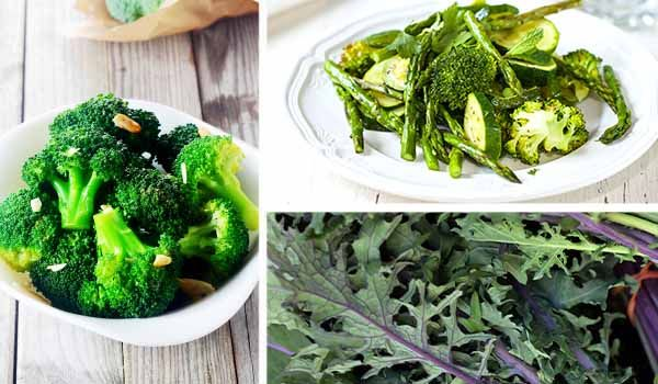 3 easy ways to cook green vegetables. Recipes for stir-fried, steamed, and roasted greens. Find out to enjoy brocilli, cabbage, spinach, kale and zuccini.